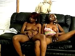Cock hungry black plump woman wants it hard